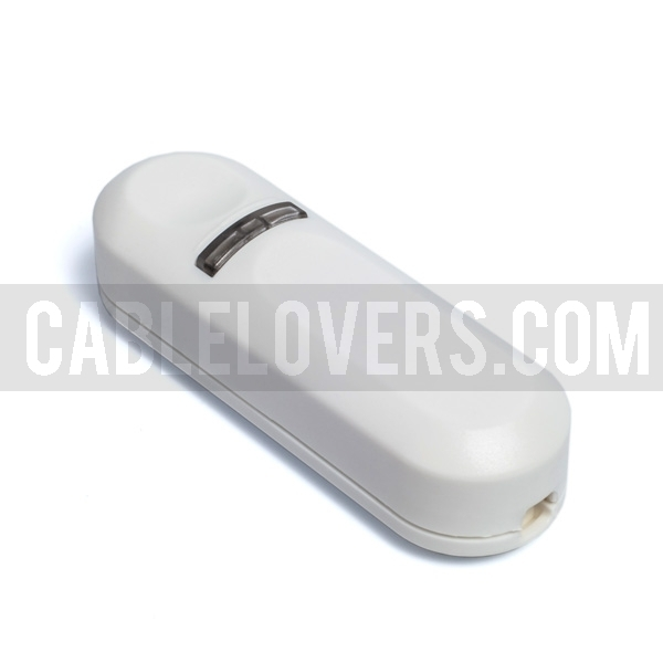 Led In Line Push Button Dimmer Switch For Table Lamps Cablelovers