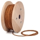 Cooper twisted textile cable