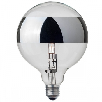 G125 Globe light bulb • Ring Mirror