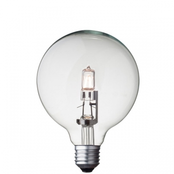 G95 Globe halogen light bulb
