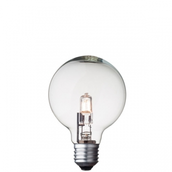G80 Globe halogen light bulb