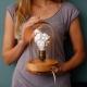 Диодна LED крушка Nanoleaf BLOOM • 10W • Димируема