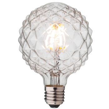 Crystal LED Filament Light Bulb Е27 • Dimmable