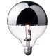 G125 Globe halogen light bulb • Top mirror