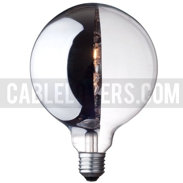 Halogen Globe Bulb G125 Lateral Mirror Cablelovers