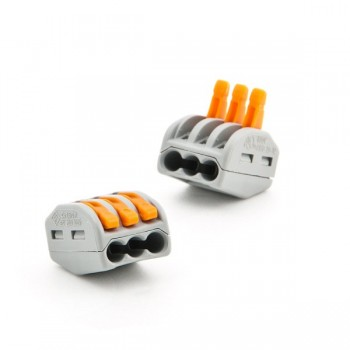 Compact join connector Wago | Series 222