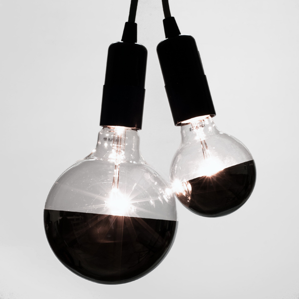 New Top Mirror Globe Light Bulbs - Cablelovers.com