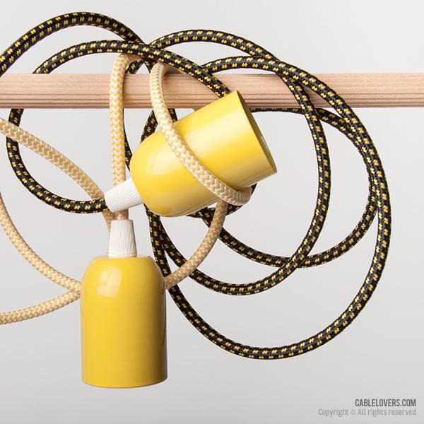 Свежи цветове в текстилните ни кабели - Cablelovers.com