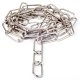 Lighting chain for hanging lamps | Nickel plated