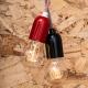 Decorative antique light bulb | Square filament