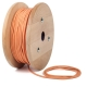Coral round textile cable