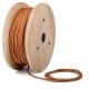 Уиски кабелен шнур с текстилна оплетка