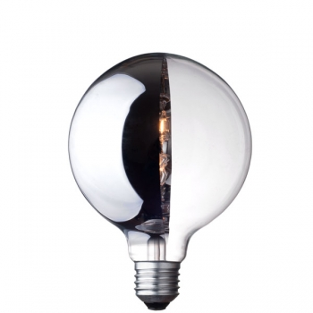 G95 Globe halogen light bulb • Lateral mirror