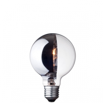 G80 Globe halogen light bulb • Lateral mirror