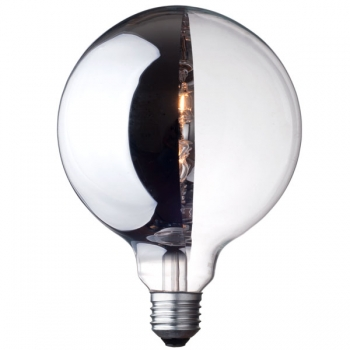 G125 Globe halogen light bulb • Lateral mirror
