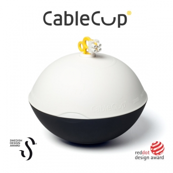 CableCup - Flexible ceiling rose
